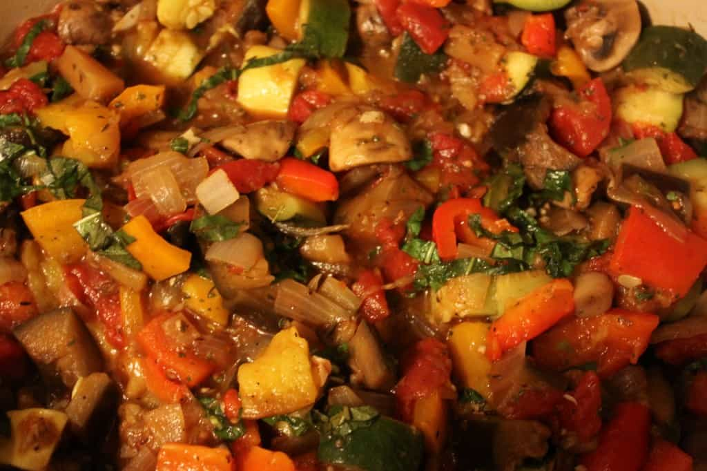 Best ratatouille recipe.