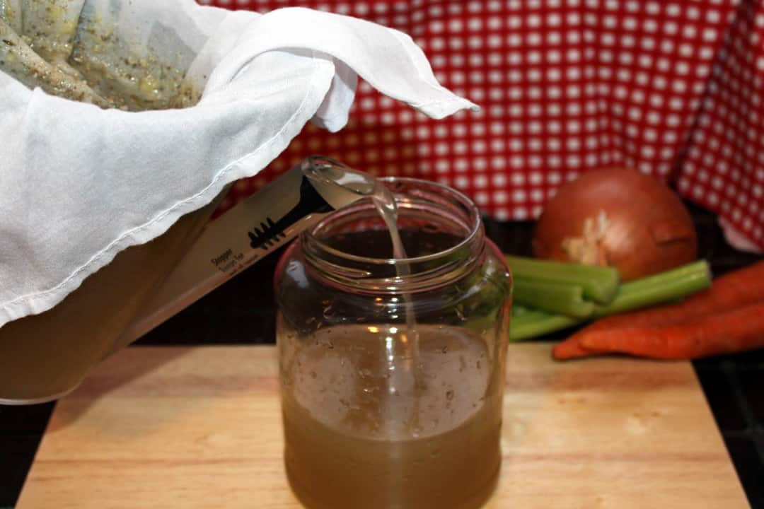 Make Your Own Chicken Stock