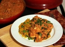 Lightened-Up Chicken Tikka Masala