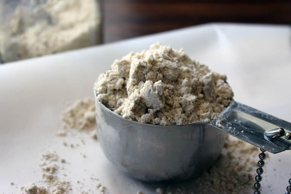 Whole Wheat Baking Mix