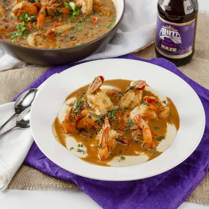 Voodoo Shrimp Recipe