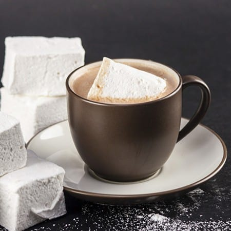 Homemade Marshmallows: Vanilla, Chocolate and Peppermint