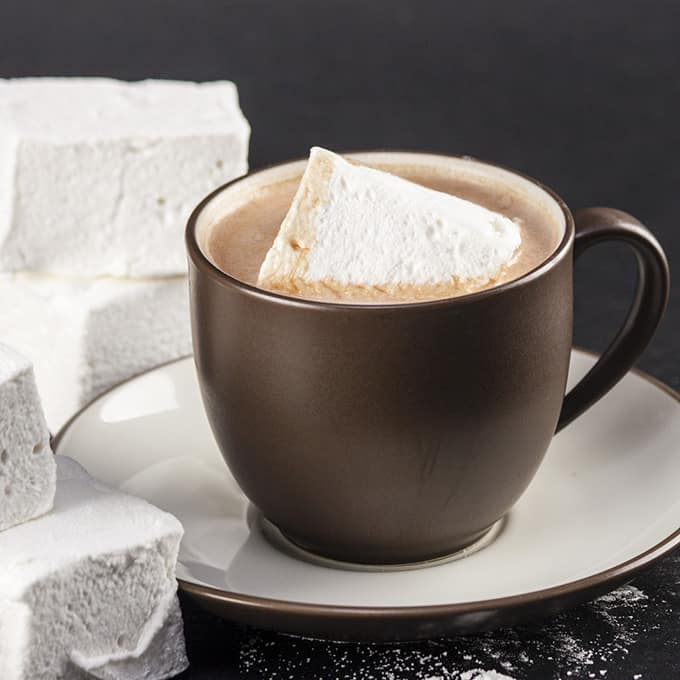 Homemade Marshmallows: Vanilla, Chocolate and Peppermint | Home Sweet ...