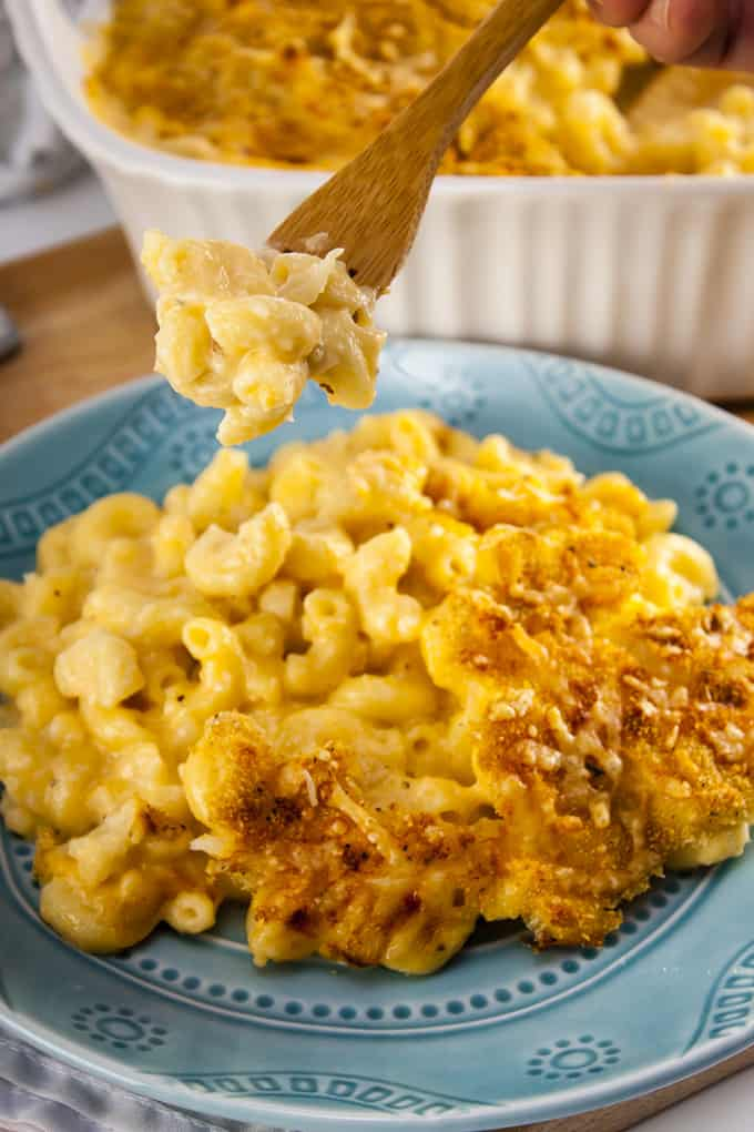 Skinny, Healthy Macaroni and Cheese Recipe