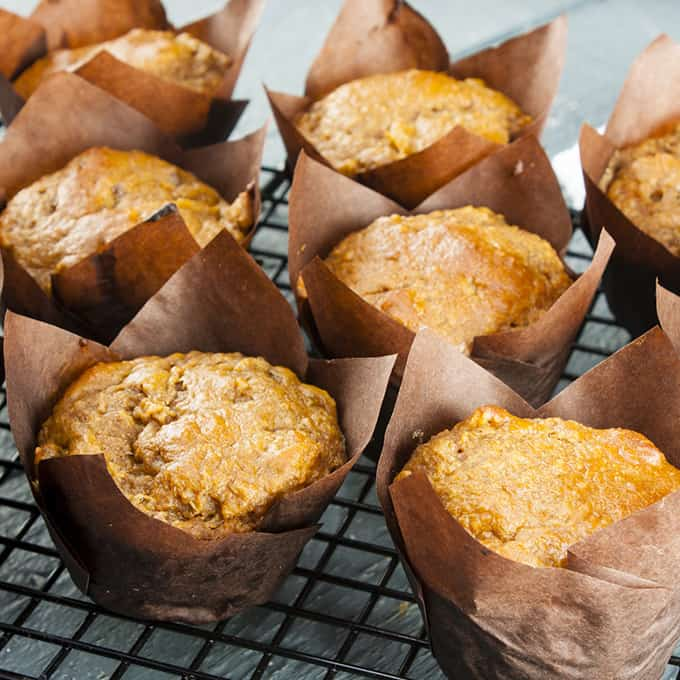 Superfood muffins