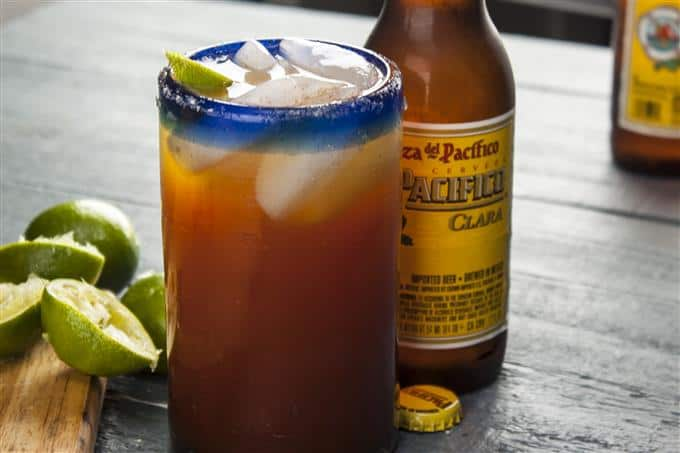 The perfect Michelada - refreshing and flavorful