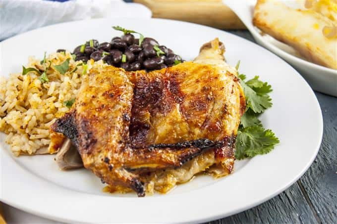 This Peruvian Pollo Asado is gluten-free, paleo, and as flavorful as it is easy to make